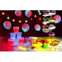 Leuchtendes Party Set